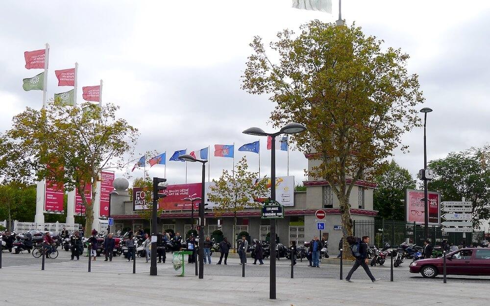 Les activit s du chouette h tel paris porte de - Parc exposition porte de versailles ...